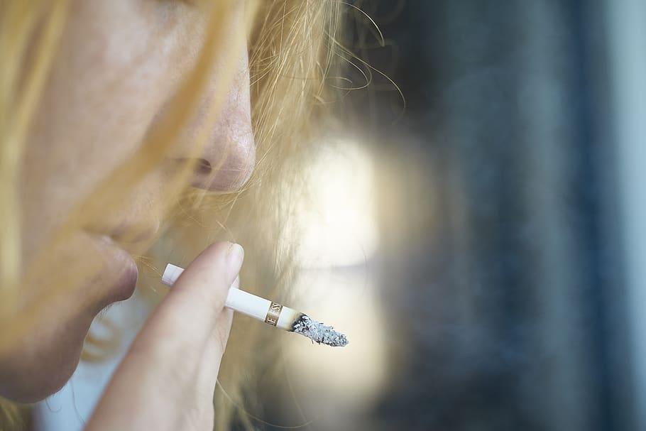Tabak en gezondheid van vrouwen